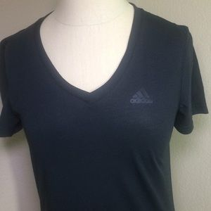 Adidas Performance Black Short Sleeve XS